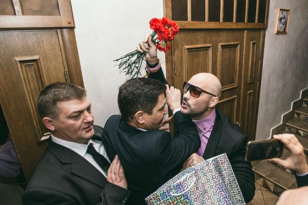 Свадьба Шурыгиной не обошлась без драки