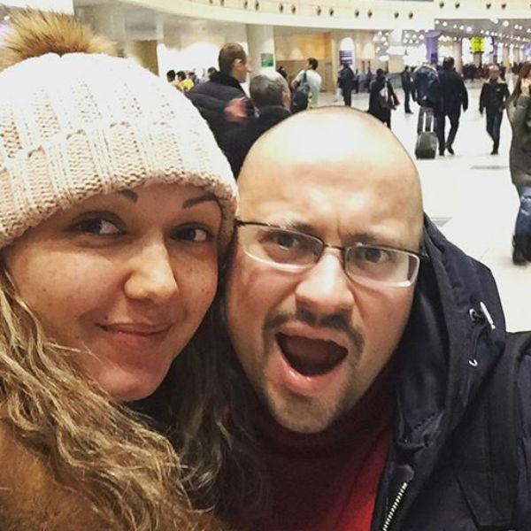 Андрей месяц назад вернулся в Москву