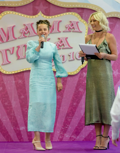 Наталья Медведева и Аврора