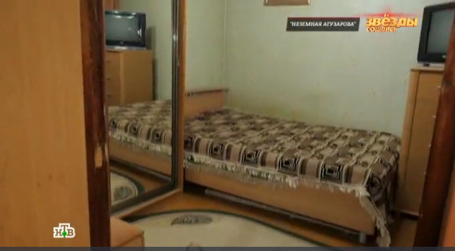 Родные Агузаровой живут в доме на окраине Биробиджана