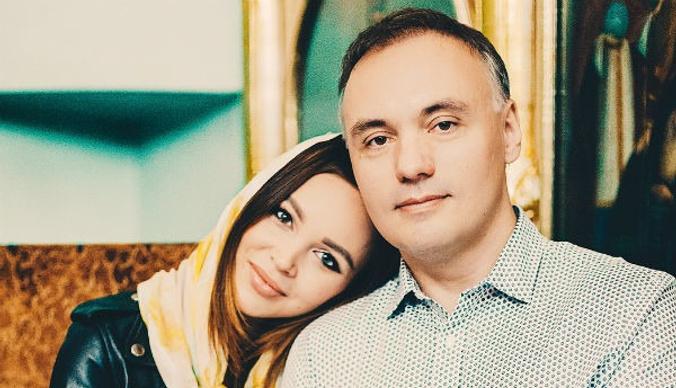 Звезда «Дома-2» Анастасия Лисова крестила дочку