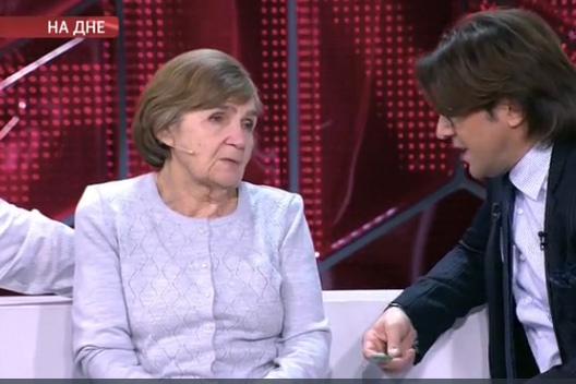 Мама Дмитрия Иванова