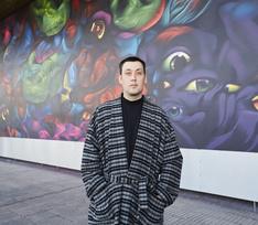 Как прошло открытие мурала художника Саши Купаляна к 165-летию Третьяковки: репортаж