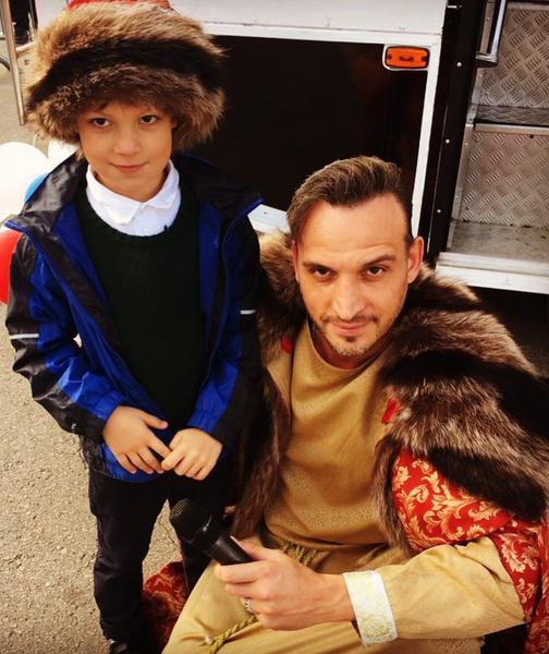 Алексей Сафиулин старался проводить больше времени с детьми