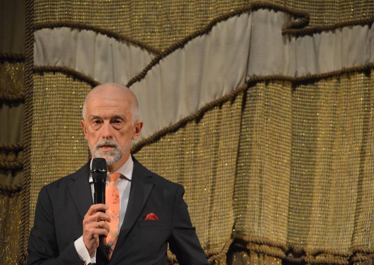 Эдуард Бояков сменил курс развития театра