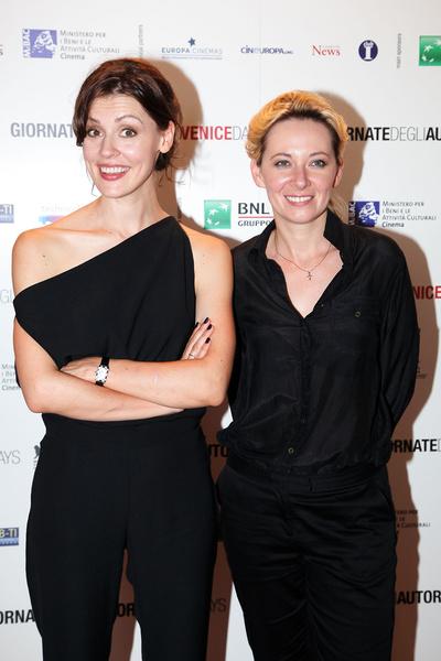 Ангелина Никонова дважды утверждала Дыховичную на главные роли в своих фильмах