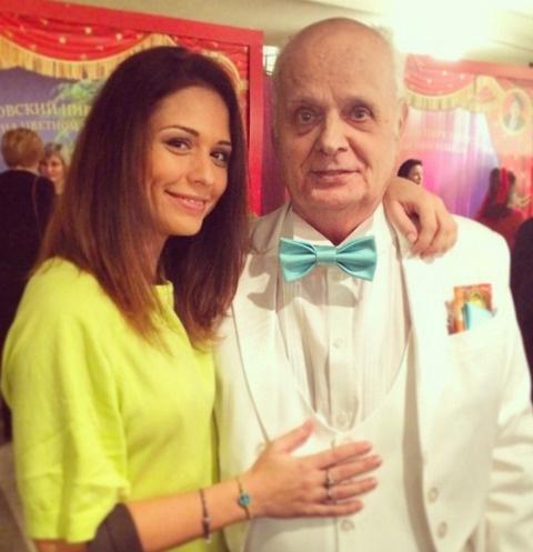 Дарья Ермолаева с папой