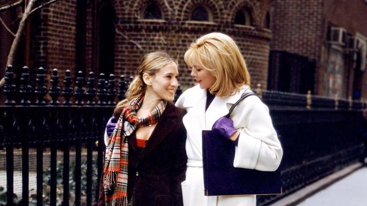 Сара Джессика Паркер и Ким Кэтролл всегда конфликтовали