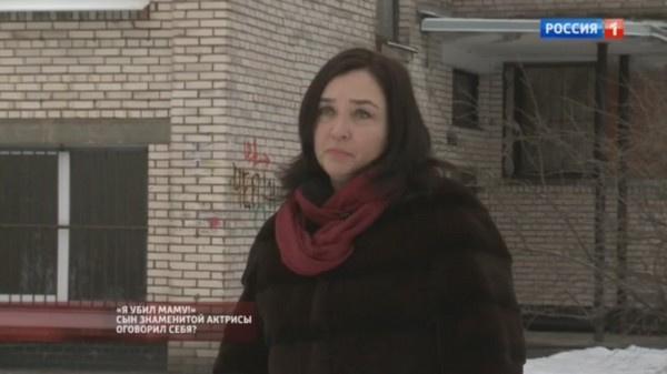 Татьяна Бучкина, старшая дочь Александры Завьяловой