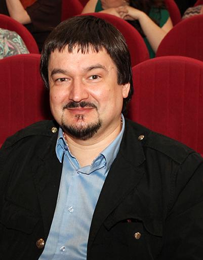 Телеведущий Ильдар Жандарев
