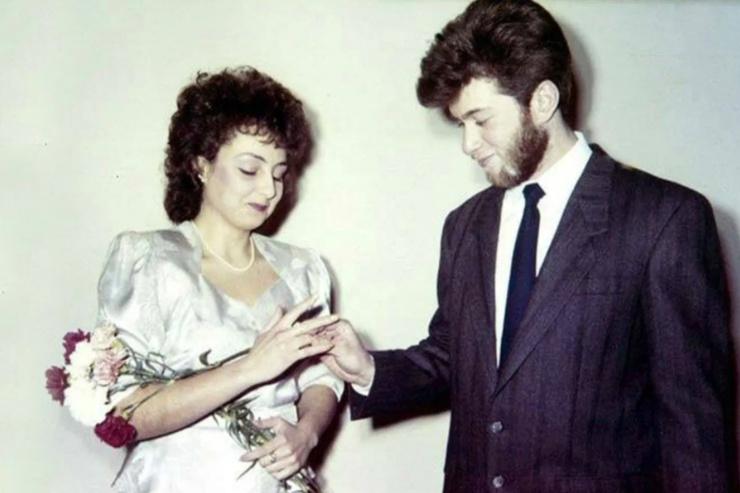 Первой супругой бизнесмена стала Ольга Лысова