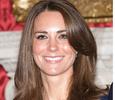 Кейт Миддлтон впервые после родов вышла в свет