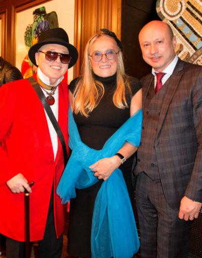 Татьяна Михалкова собрала звездных друзей на модном показе