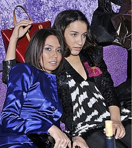Ляйсан Утяшева и Виктория Дайнеко 10 лет назад