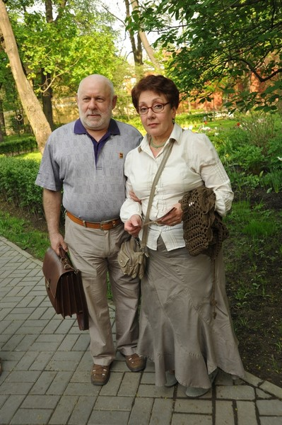 Супругу Семена Фурмана не беспокоят его комплексы