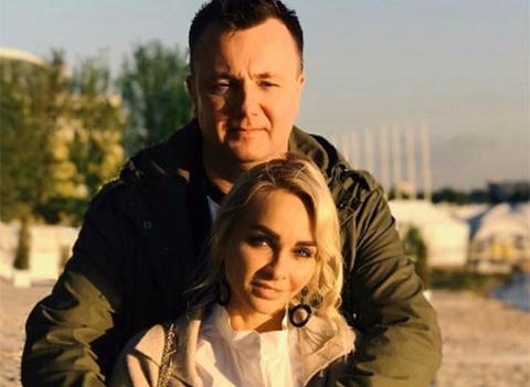 Наталья Варвина с мужем уехала в США