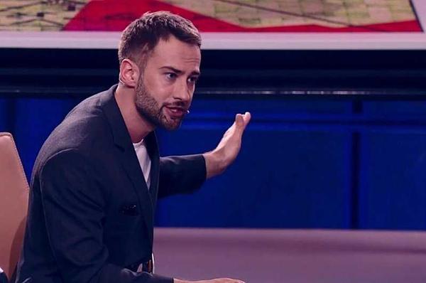Дмитрий работал на шоу «На самом деле» с 2017 года