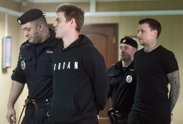 Кокорина и Мамаева защищала целая команда юристов