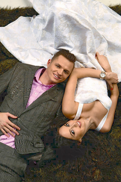 Анастасия и Дмитрий уже ведут разговоры о свадьбе