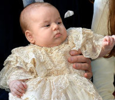 Принц Георг попал в антирейтинг знаменитостей