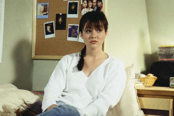 Шеннен Доэрти считалась главной звездой сериала