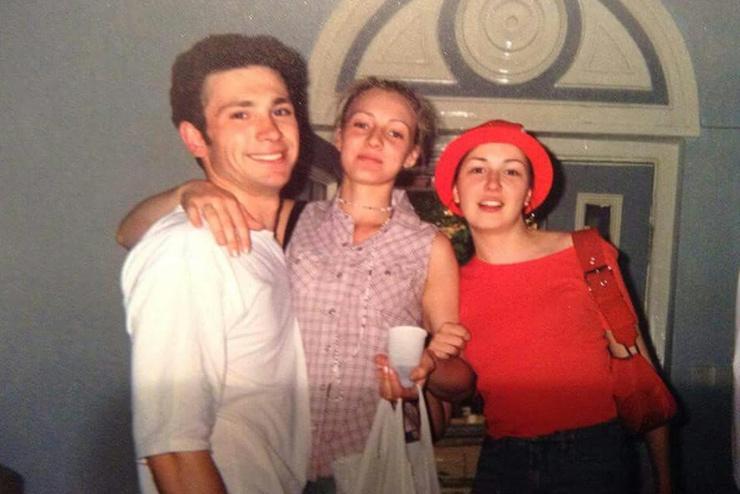 Сначала Хабаров стал другом однокурсницы Елены Степучевой