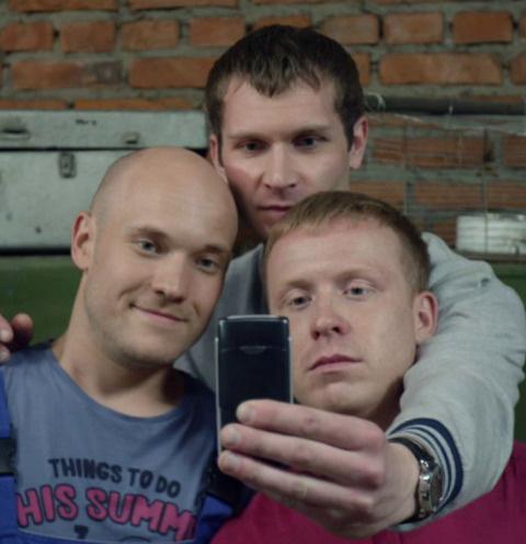 Пермские парни Колян, Антоха и Вован полюбились миллионам телезрителей
