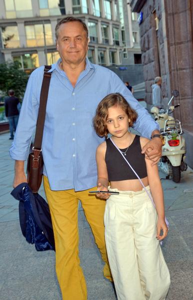 В этом году дочери Соколова исполнится 11 лет