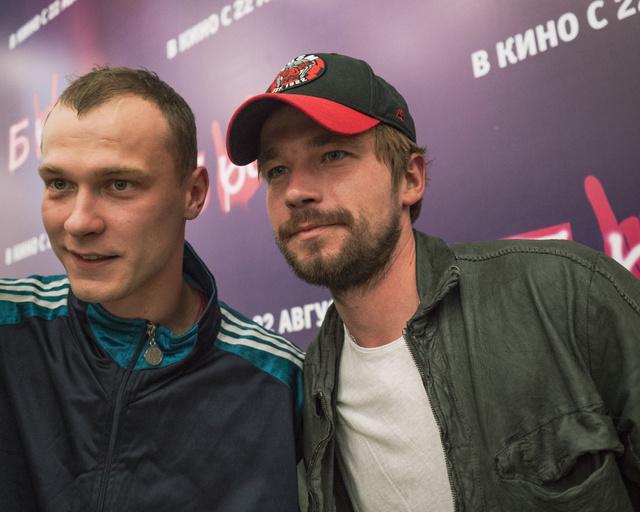 Юрий Борисов и Александр Петров