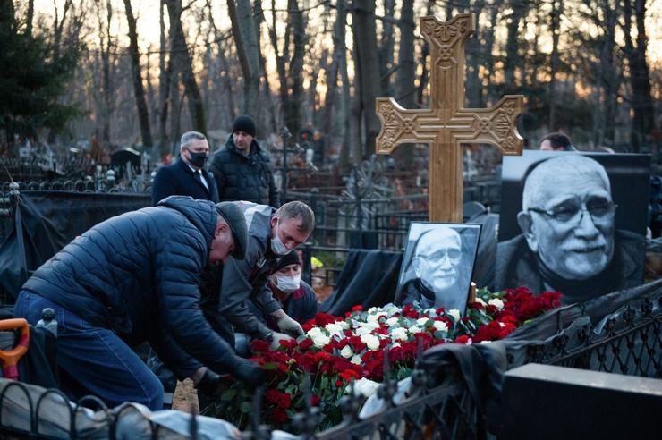 Могила Армена Борисовича