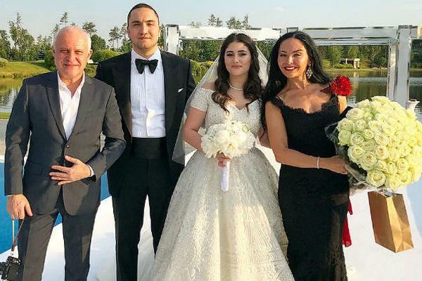 На торжество семьи Чигиринских и Мирелли пригласили 1500 гостей