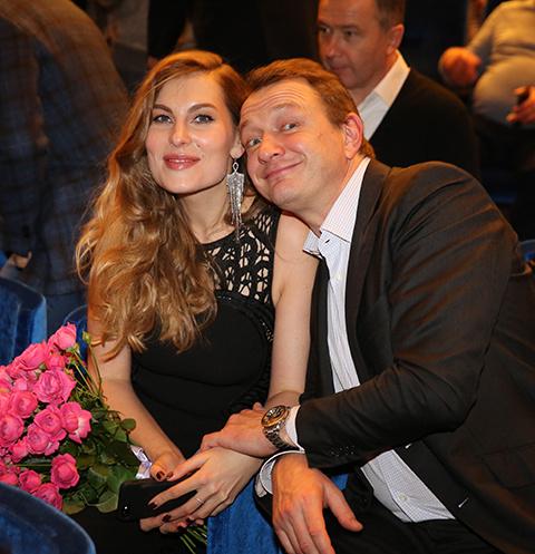 Марат Башаров и Елизавета Шевыркова прожили в браке около трех лет