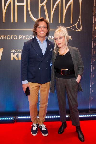Алла Пугачева уже много лет счастлива с Максимом Галкиным