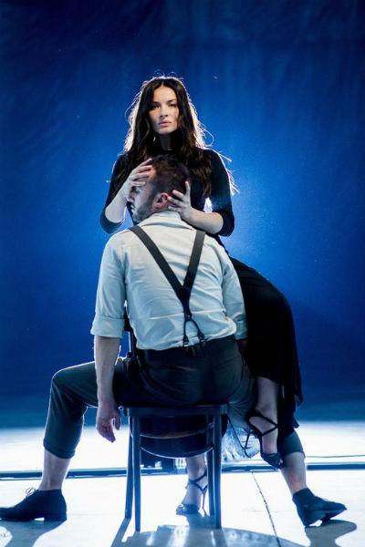 Надежда впервые выступила сразу в нескольких ролях в новой постановке