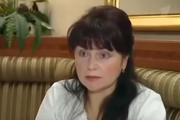 Надежда Жаркова