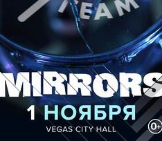 Барабанщики Vasiliev Groovе представят шоу MiRRORS