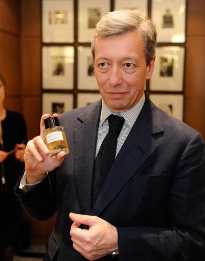 Фредерик Маль и его парфюм