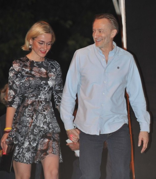 Александр Яцко и Дарья