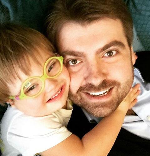 Александр Семин с сыном Семеном