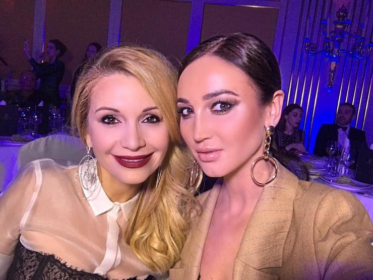 Ольга Орлова и Ольга Бузова