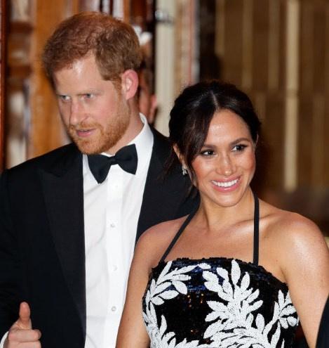 После встречи с принцем жизнь актрисы круто изменилась