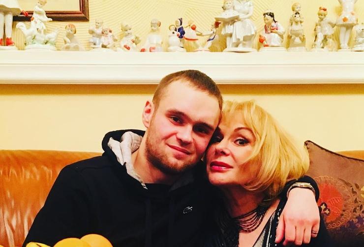 Евгений Благонравов и Ирина Цывина