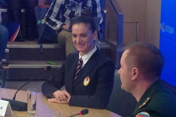 Новости: Елена Исинбаева откровенно рассказала о дочери – фото №2