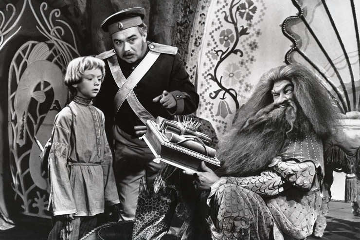 Виктор Перевалов начал сниматься в кино с малых лет