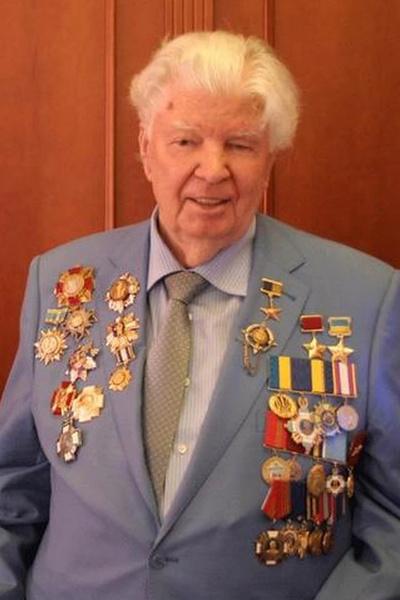 Отец Петра Порошенко скончался от инсульта