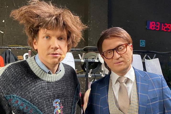 Вячеслав Мясников и Андрей Рожков предлагали Юлии гастроли с их дуэтом «Ваши пельмени»