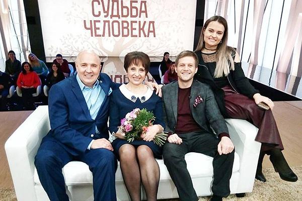 Впервые о тяжелой болезни Рожкова рассказала в программе «Судьба человека»