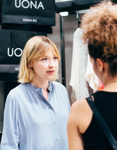 UONA выпускает удобную одежду, в которой можно пойти на любое мероприятие