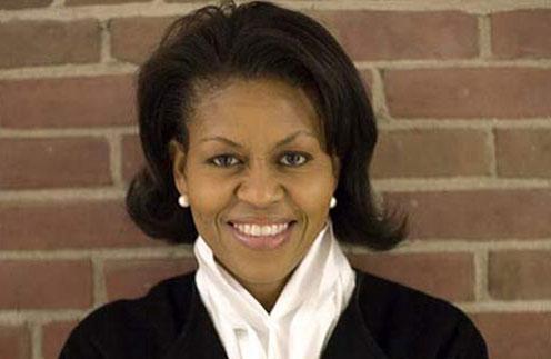 Мишель Обама появилась в Твиттере
