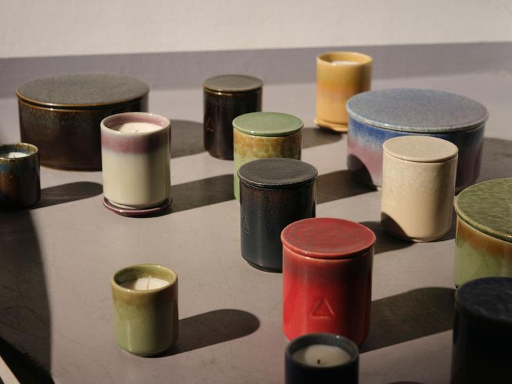 В коллекцию входят 13 ароматических свечей